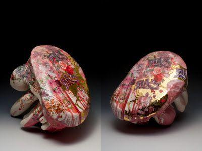 Valerie Zimany, Associate Professor of Art, Awarded the Antinori Fellowship for Ceramic Artists at the Hambridge Center