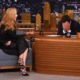 Let's Relive That Time Jimmy Fallon Found Out That He Totally Had a Chance With Nicole Kidman