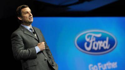 The Real Future Of Ford Isn't Its New CEO