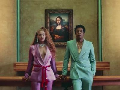 """The Louvre Launches Art Tour Based On The Carters' """"Apeshit"""" Video"""