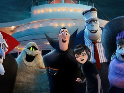 Hotel Transylvania 3 Trailer: Dracula's Going On a Cruise