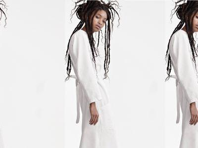 Willow Smith is the face of Maison Margiela's new fragrance