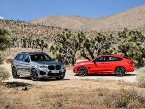 BMW X3 X4 Get More Powerful M M Competition Variants
