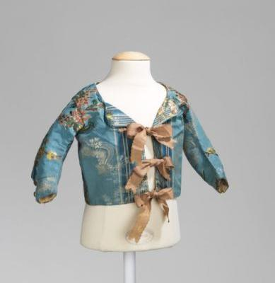 Girl's BodiceTailleur Filles & Cie1840-60 The MET
