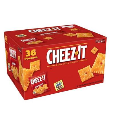 This GIANT Box of Cheez-Its Is $7 For Amazon Prime Day, So Let's Get Snackin'