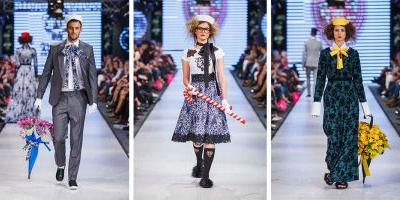 Balkan design talent | serbia fashion week