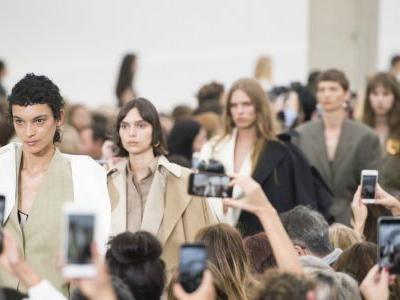 See Every Look From Céline's Spring 2018 Collection