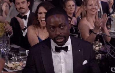 Ryan Michelle Bathe Had the Purest Reaction to Sterling K. Brown's SAG Awards Win