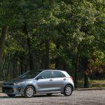 2018 Kia Rio Hatchback Automatic - Instrumented Test