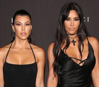 This Video Of Kim Kardashian Accusing Kourtney Of Copying Her Style Is A Lot
