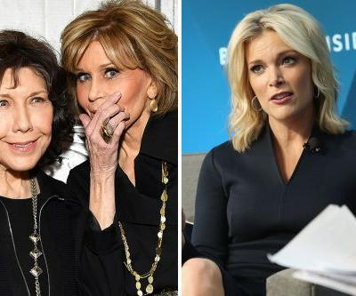 Jane Fonda Resurrected An Old Grudge With Megyn Kelly On 'Today'