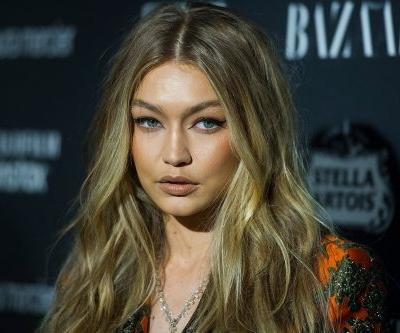 Gigi Hadid Gets the Perfect Neutral Lip by Doing Her Makeup Routine in REVERSE!