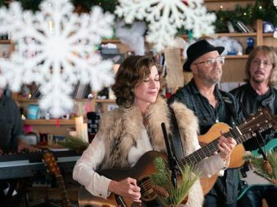 Amy Grant: Tiny Desk Concert