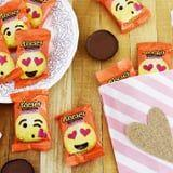 We Already Have a Peek at Target's Valentine's Day Candy, and Reese's Emojis Are Involved