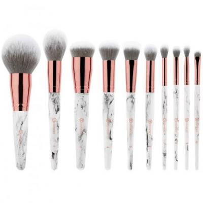 Excuse Me, but Have You Seen BH Cosmetics' New Rose Gold Marble Brush Set?