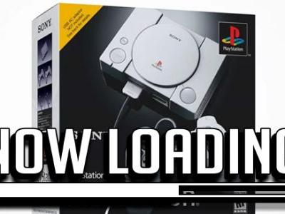 Now Loading: Do You Plan On Buying a PlayStation Classic?