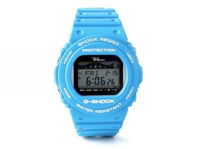 Ron Herman Gives the G-Shock GWX-5700 a Malibu-Blue Makeover