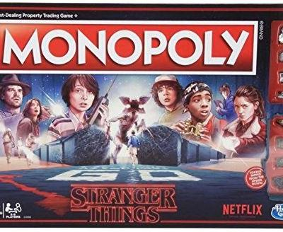 Stranger Things Monopoly is here just in time for Christmas