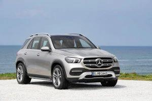 2020 Mercedes-Benz GLE LWB 450 And 400d Variants Launched In India At Rs 8880 Lakh