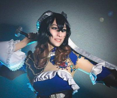 Cosplay Wednesday - Bloodstained: Ritual of the Night's Miriam