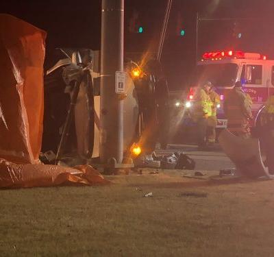 17-old-boy killed on way home from church; others injured in crash, officials say