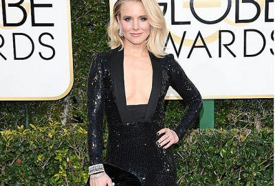 Kristen Bell Shows Off a Makeup-Free Selfie and Her Wellness Trick for Feeling Great on the Red Carpet