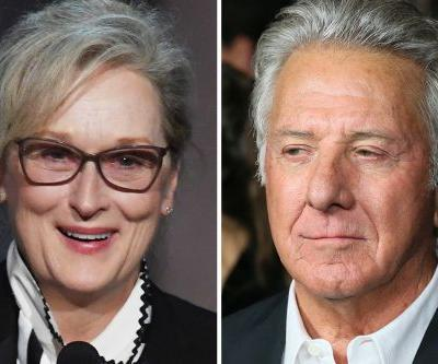 Meryl Streep Was Allegedly Groped By Dustin Hoffman During An Audition