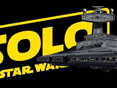 'Solo: A Star Wars Story' Will Feature a Retro Ship Based on Classic Concept Art