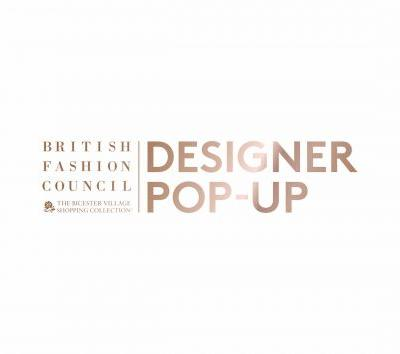 British Fashion Council Are Launching A New Designer Pop-Up At Bicester Village