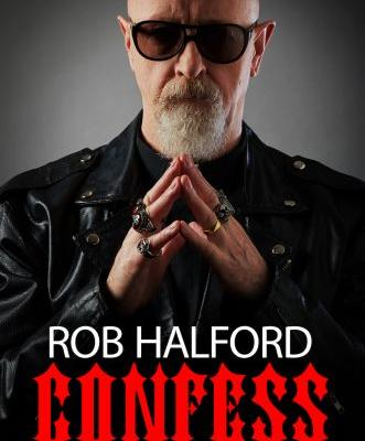 In Rob Halford's New Memoir, The Judas Priest Frontman Gets Candid About His Sexuality And Alcoholism