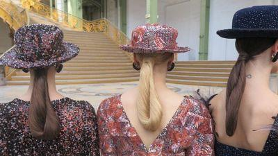 The Beauty at Chanel's Fall 2017 Couture Show Melded Creativity With Classic Elegance