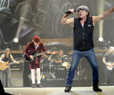 Brian Johnson Shares Tribute To His Late AC/DC Bandmate Malcolm Young