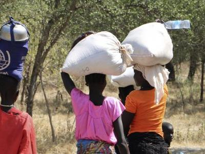 At scene of South Sudan mass rape, 'no one could hear me'