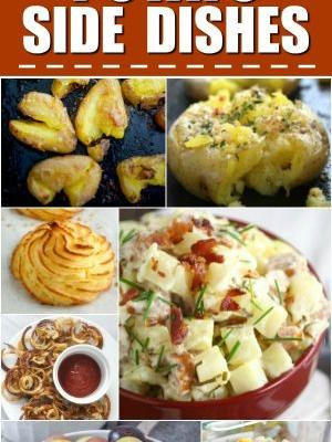 96 Potato Side Dish Recipes