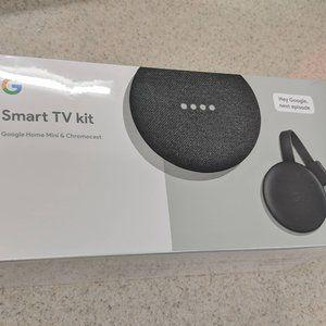 Google Smart TV Kit is the next Home Mini and Chromecast bundle