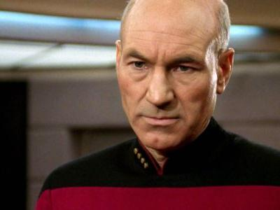 Star Trek: Patrick Stewart Starts Work On His Picard TV Show