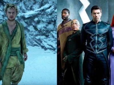 Jeph Loeb Teases 'Iron Fist' Costume in Season 2, More Inhumans in Other Marvel Shows