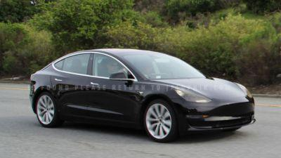 The Tesla Model 3 Will Do 0-60 In 5.6 Seconds
