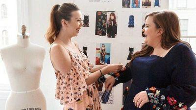 How Aidy Bryant Inspired Tanya Taylor to Make Her Clothes More Size Inclusive
