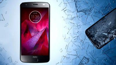 Healing powers: Motorola patents display tech that fixes cracks with heat