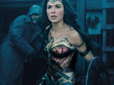 Wonder Woman Is The Star Of The New Justice League Trailer