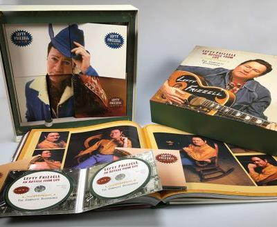 'An Article From Life' Offers the Complete Works of Lefty Frizzell