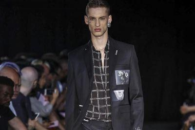 Icosae Shows a Punk Edge for 2018 Spring/Summer