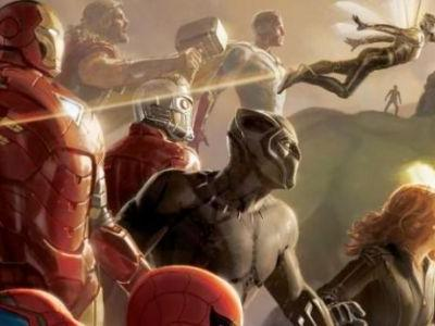 Superhero Bits: New 'Infinity War' Artwork, Marvel Thanks Fans for 10 Years of Support & More