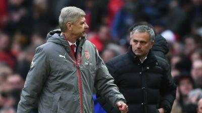 'Wenger needs to be more like Mourinho' - Merson urges Arsenal boss to learn from Man Utd rival