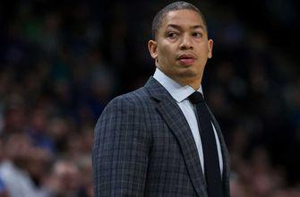 Ty Lue taking leave of absence from coaching Cavs