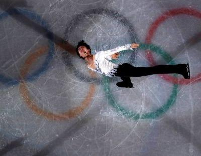 21 incredible photos from the figure skating gala exhibition at the Winter Olympics