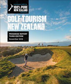 New Zealand Among Fastest Growing Golf Destinations in the World