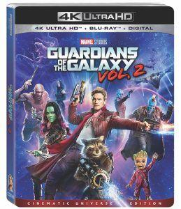 'Guardians of the Galaxy Vol. 2' 4K Blu-ray Review