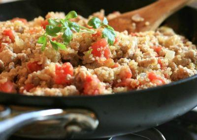 8 Light and Tasty Dinners Made With Ground Chicken